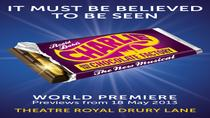 Charlie and the Chocolate Factory Theater Show in London, London, Half-day Tours