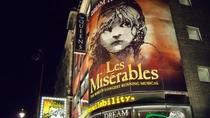 Les Miserables theatershow, Londen, Theater, shows & musicals