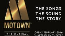 Show de teatro Motown: O Musical, London, Theater, Shows & Musicals