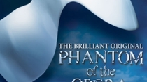 Teaterbilletter til Phantom of the Opera, London