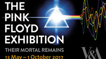 The Pink Floyd Exhibition: Their Mortal Remains at the Victoria and Albert Museum , London, Museum ...