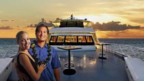 Oahu Sunset Dinner Cruise with Live Hawaiian Entertainment, Oahu, null