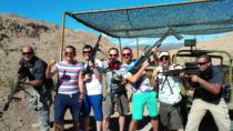 Shooting and ATV Tour from Las Vegas with Optional Helicopter Flight