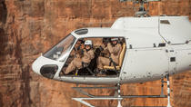 Shooting and Doors-off Helicopter Tour from Las Vegas with Optional ATV Tour, Las Vegas, Adrenaline ...