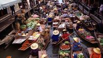 Damnoen Saduak Floating Market Small-Group Tour from Bangkok, Bangkok, Market Tours