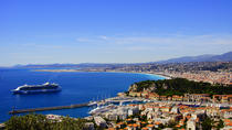 Villefranche Shore Excursion: Private Day Trip to Nice Eze Villefranche La Turbie and Monaco, Nice, ...