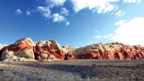 Dagtrip Red Rock Canyon per luxe Tour Trekker, Las Vegas, Halfdaagse tours