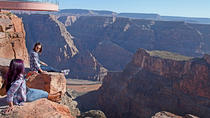 Grand Canyon West Rim Combinatie: luxueus terreinvoertuig, helikopter en boot, Las Vegas, Dagtrips