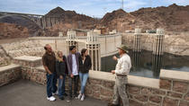 Hoover Dam Top to Bottom by Luxury SUV with Colorado River Float, Las Vegas, Day Trips