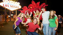 Las Vegas City Lights Night Tour by Open-Air Jeep, Las Vegas, Night Tours