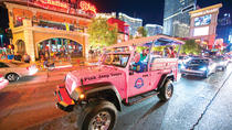 Las Vegas City Lights Night Tour by Open-Air Jeep, Las Vegas, Segway Tours