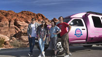 Red Rock Canyon Luxury Tour Trekker Experience, Las Vegas, Bike & Mountain Bike Tours