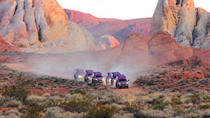 Valley of Fire Luxury Tour Trekker Excursion