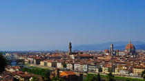 Piazzale Michelangelo Panorama Privater Spaziergang, Florenz, Private Touren