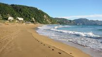 Private Tour Glyfada Beach in Corfu, Corfu, Private Sightseeing Tours