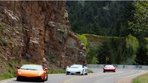 Multi-car 65 Mile Canyon Road Test Drive, Denver, Adrenaline & Extreme