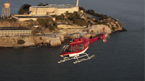 San Francisco Helicopter and Alcatraz Tour, San Francisco, Bus & Minivan Tours