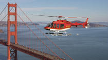 San Francisco, ultimativ udsigtstur med helikopter, San Francisco