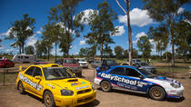 Ipswich Rally Car Drive 2 Car Blast 16 Laps and Ride, Brisbane, Adrenaline & Extreme