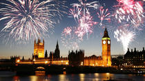 5-Hour New Year's Eve River Dinner Cruise and Fireworks Display in London, London, Christmas