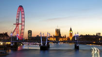 River Thames Sunset Sightseeing Cruise, London, Hop-on Hop-off Tours