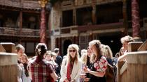 Shakespeare's Globe Theatre Tour met de Thames River Cruise in Londen, London, Day Cruises