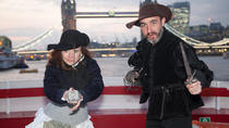 Shakespeare Themed Thames Dinner Cruise, London, Dinner Cruises