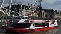 St. Paul's Cathedral Visit and Thames River Sightseeing Cruise in London, London, Jet Boats & Speed ...