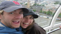 Thames River Sightseeing Cruise and London Eye, London, Hop-on Hop-off Tours