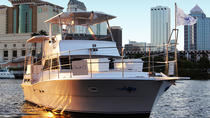 Private Two Hour Yacht Charter in Tampa Bay, Tampa