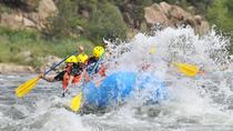 Browns Canyon Half Day Rafting, Buena Vista, White Water Rafting