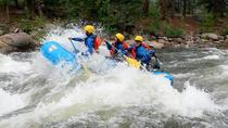 The Numbers Half Day Rafting, Buena Vista, White Water Rafting