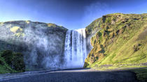 South Coast Private Tour from Reykjavik with 3 hours of hiking on a Glacier