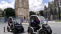 1.5-Hour Bordeaux Electric Car Self-Guided Sightseeing Tour, Bordeaux, City Tours