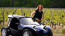 Full Day Self-Guided tour of Pauillac Medoc Region in a Cabriolet from Bordeaux with Tasting, ...