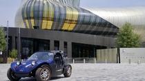 Margaux Medoc Self-Guided Cabriolet Tour with a 'La Cité du Vin' Wine Museum Priority Ticket,...