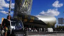 Self-Guided Bordeaux City Sightseeing Tour in an Electric Vehicle with La Cité du Vin Museum...