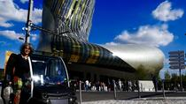 Self-Guided Bordeaux City Sightseeing Tour in an Electric Vehicle with La Cité du Vin Museum Entry ...