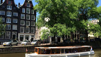 Small-Group Classic Canal Cruise on Salonboat in Amsterdam , Amsterdam, Day Cruises