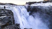 Dettifoss Waterfall - Europes most powerful waterfall, Akureyri