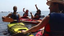 Kayaking the Mediterranean Sea and Cliffs in Nerja, Costa del Sol, Kayaking & Canoeing