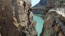 Tour Caminito del Rey met Andalusische lunch en vervoer, Malaga, Attraction Tickets