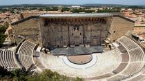Private Tour of Avignon, Orange and Chateauneuf du Pape from Arles, Arles, Day Trips