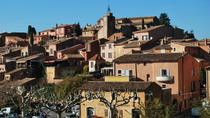Small Group Day Trip to Luberon Villages including Lavender Museum Visit from Arles, Arles, Day ...