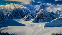 Winter Voyager Flightseeing Tour from Talkeetna, Anchorage, Air Tours
