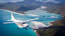 Express Whitsundays Scenic Flight and Boat Cruise from Airlie Beach including lunch, The...