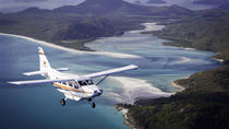 Whitsundays Scenic Flight from Airlie Beach Including Ocean Rafting Adventure Tour, Snorkeling and...