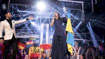 Grand Final of the 2017 Eurovision Song Contest in Kiev Ukraine 13 may 2017, Kiev