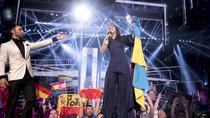 Grand Final of the 2017 Eurovision Song Contest in Kiev Ukraine 20 may 2017, Kiev