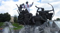 Human-size Sculptures of Kiev, Kiev, Private Sightseeing Tours